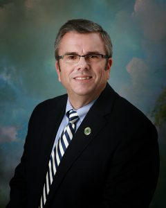 Mayor Jeff Holt